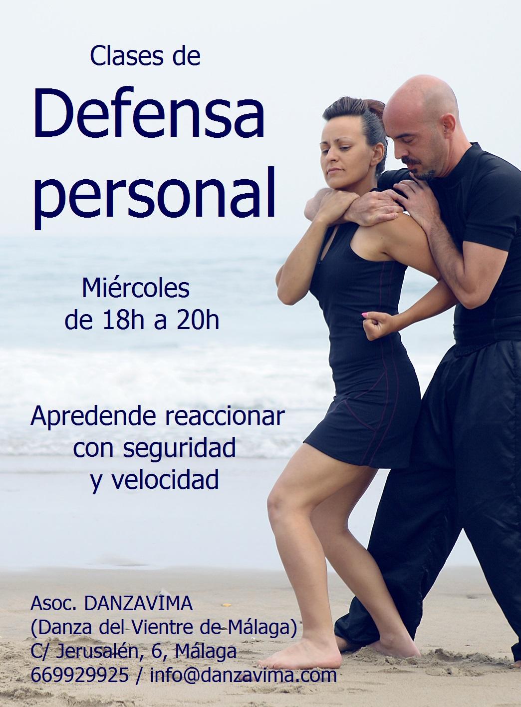 danzavima defensa personal cartel