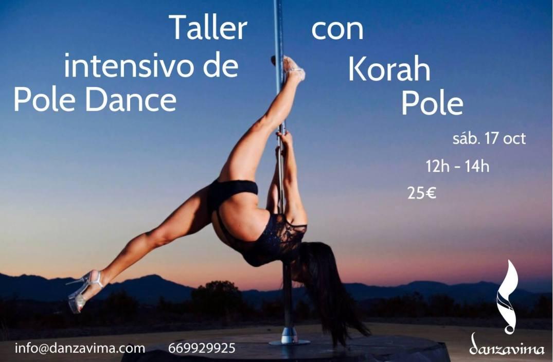 danzavima pole dance