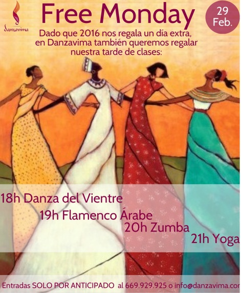 danzavima free monday