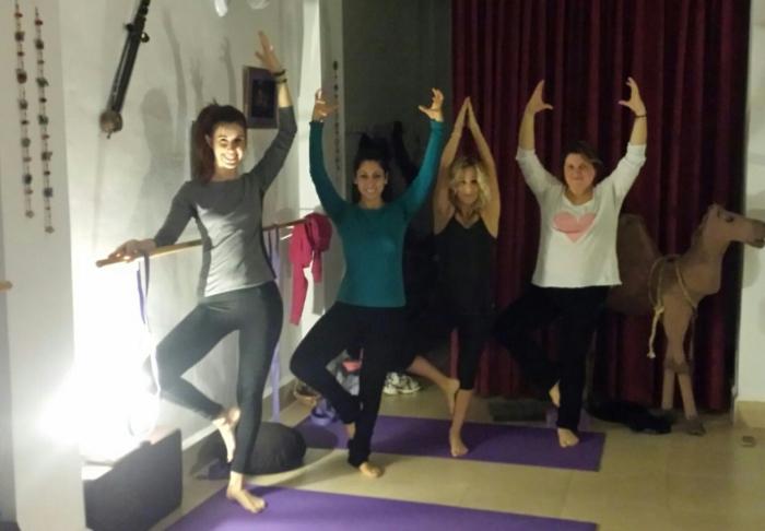 Intensivo yoga benef