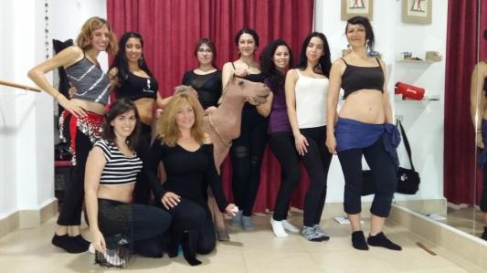 danza del vientre primero (4)