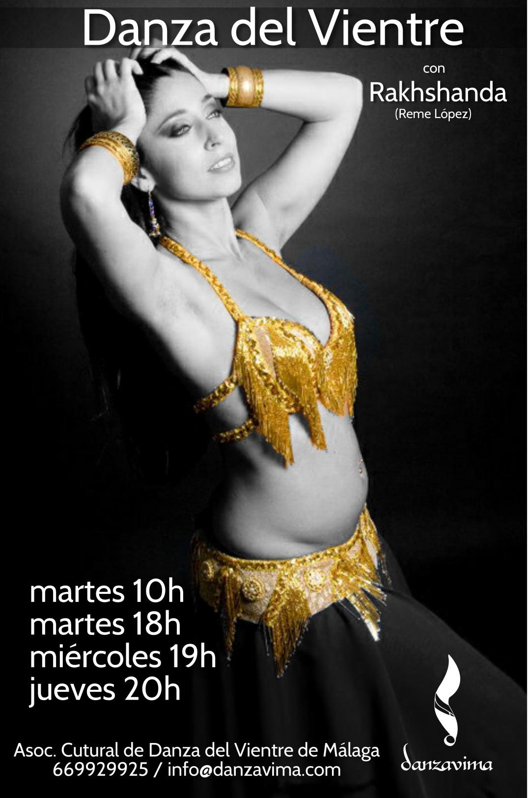 danza-vientre-malaga-clases